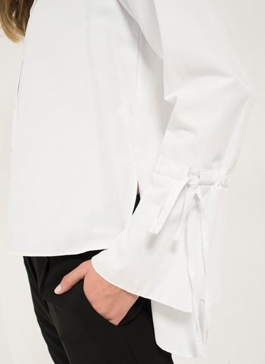 Sırt Detaylı Gömlek-People By Fabrika